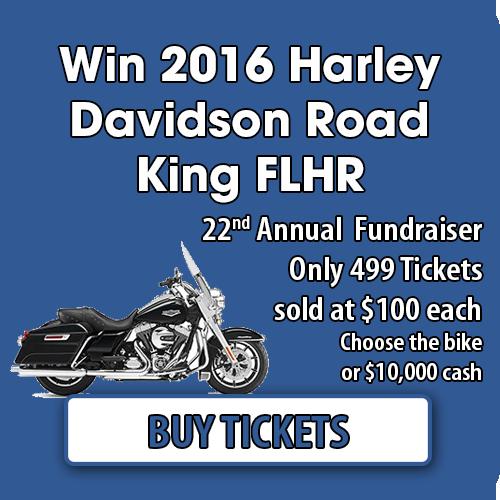 Win Harley Fundraiser